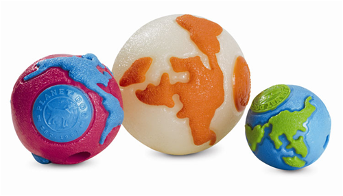 Planet Dog small Orbee ball without rope